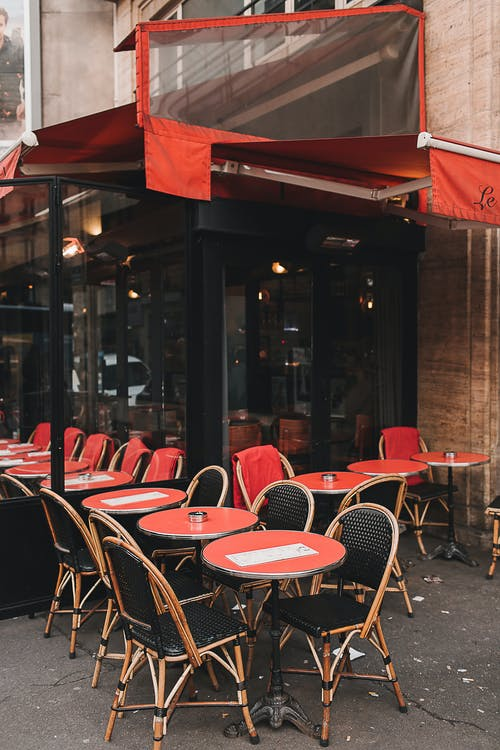 Photos gratuites de architecture, bar, bar café, barre