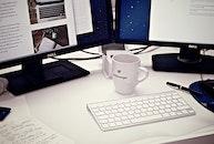 cup, mug, desk