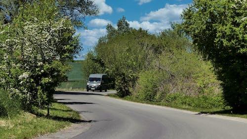 Free stock photo of asfalt, droga, perspektywa