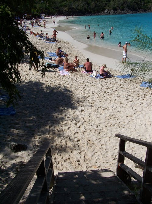 Free stock photo of beach, celebrity, holiday, st thomas