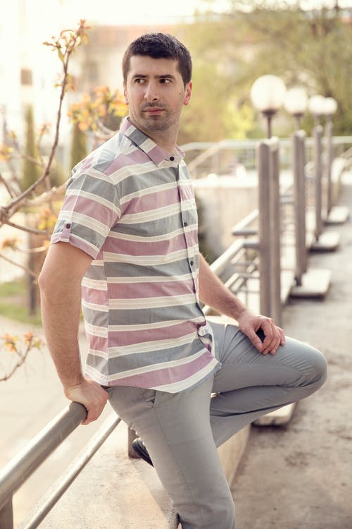 Free stock photo of fashion, men in style, spring summer, young man