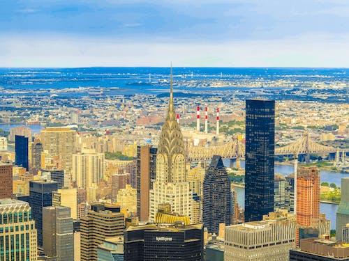 Free stock photo of city, cityview, newyork