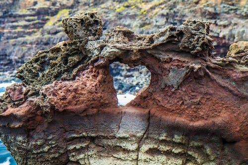Free stock photo of hawaii, heart shape, rock