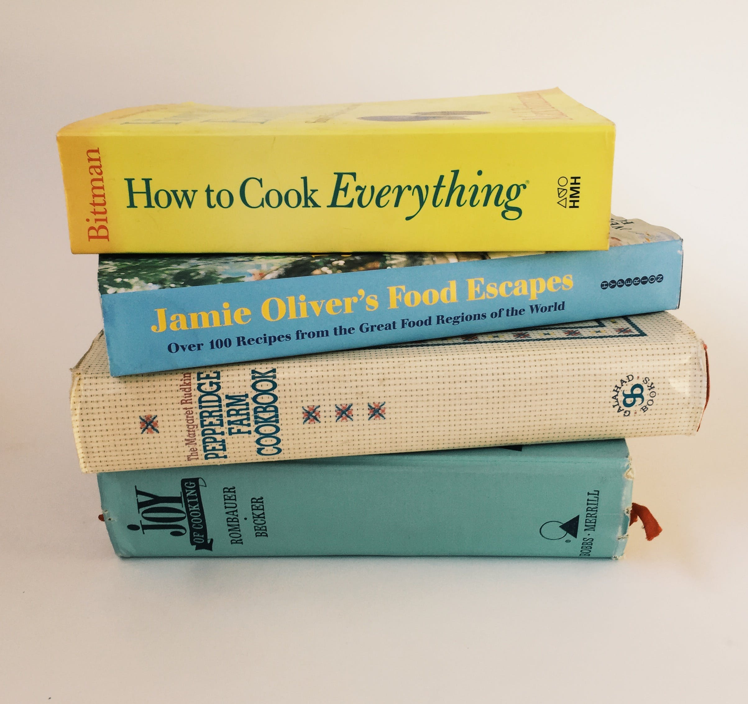 Free stock photo of books, cookbooks, cooking, eating