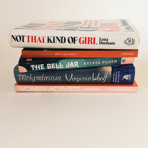 Free stock photo of blogger, books, feminist