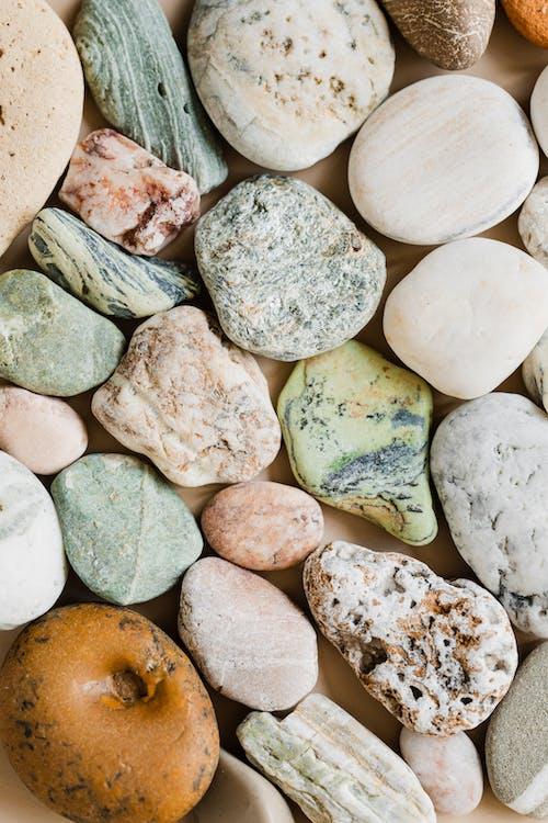 Immagine gratuita di carta da parati pastello, ciottoli, pietre, primo piano