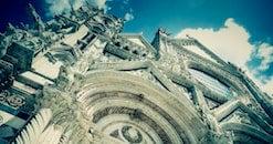 sky, landmark, building