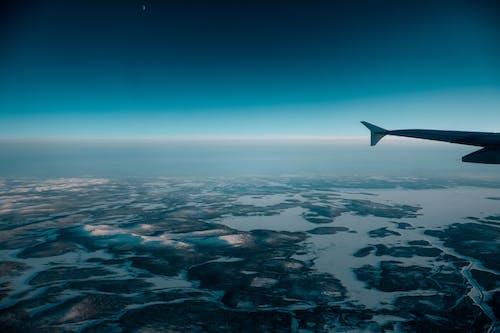 Kostenloses Stock Foto zu ausflug), draußen, flug, flugzeug