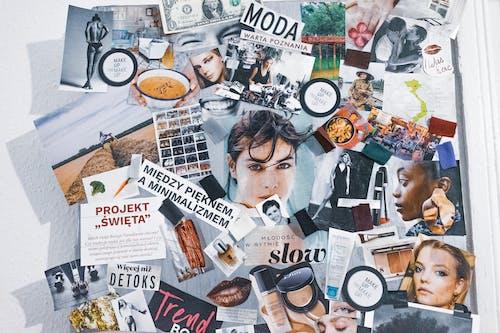 Gratis lagerfoto af collage, folk, forretning, indendørs
