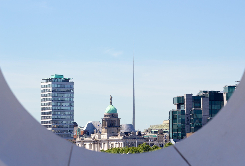 city, dublin, houses