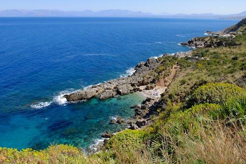 바다, 시칠리아, 해변의 무료 스톡 사진