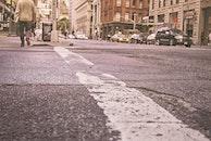 city, crossing, crossroad