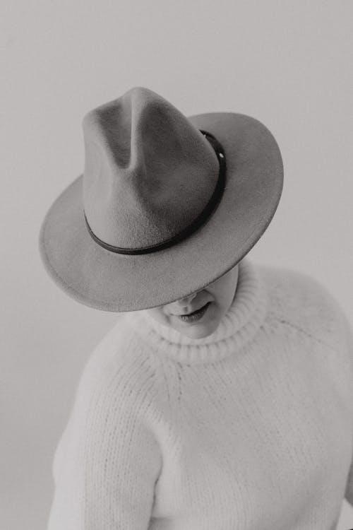 Ảnh lưu trữ miễn phí về áo len, bw, Chân dung, đàn bà