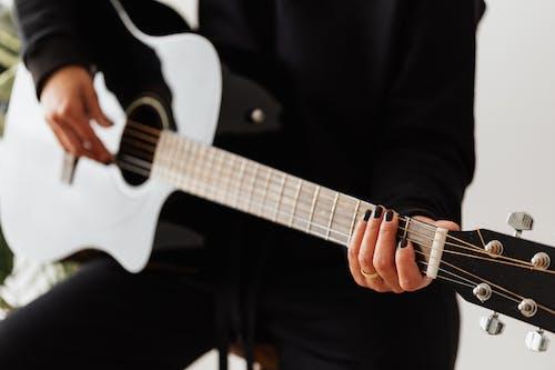 Foto stok gratis akustik, alat musik, anonim, Apartemen