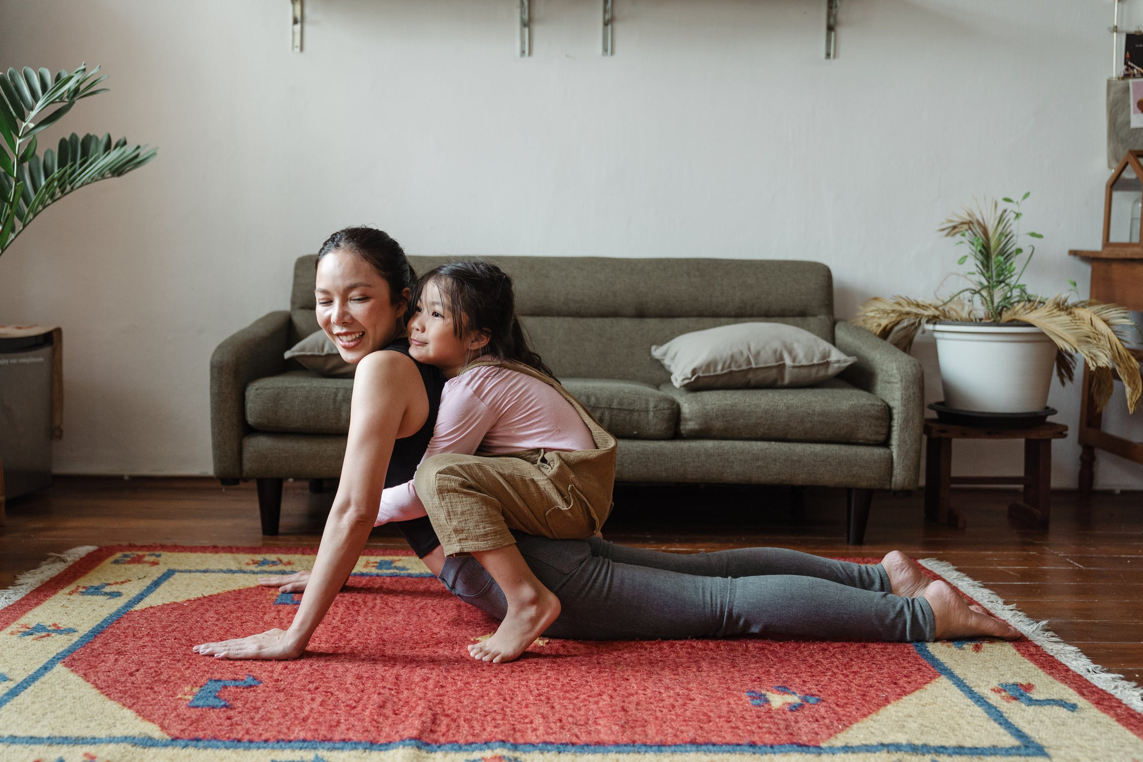 Benefit of Yoga for kids