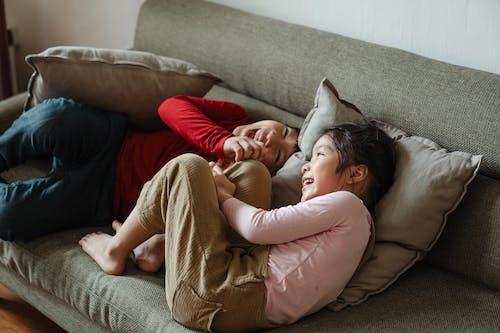 Immagine gratuita di allegro, bambini, contento, disteso