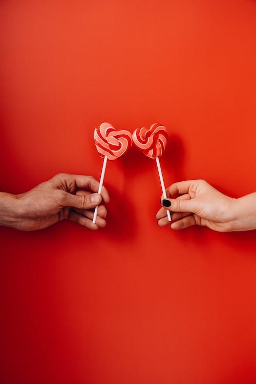 Imagine de stoc gratuită din afecțiune, bomboană, culoare