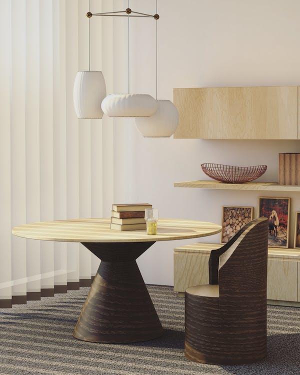 apartament, arhitectură, artist