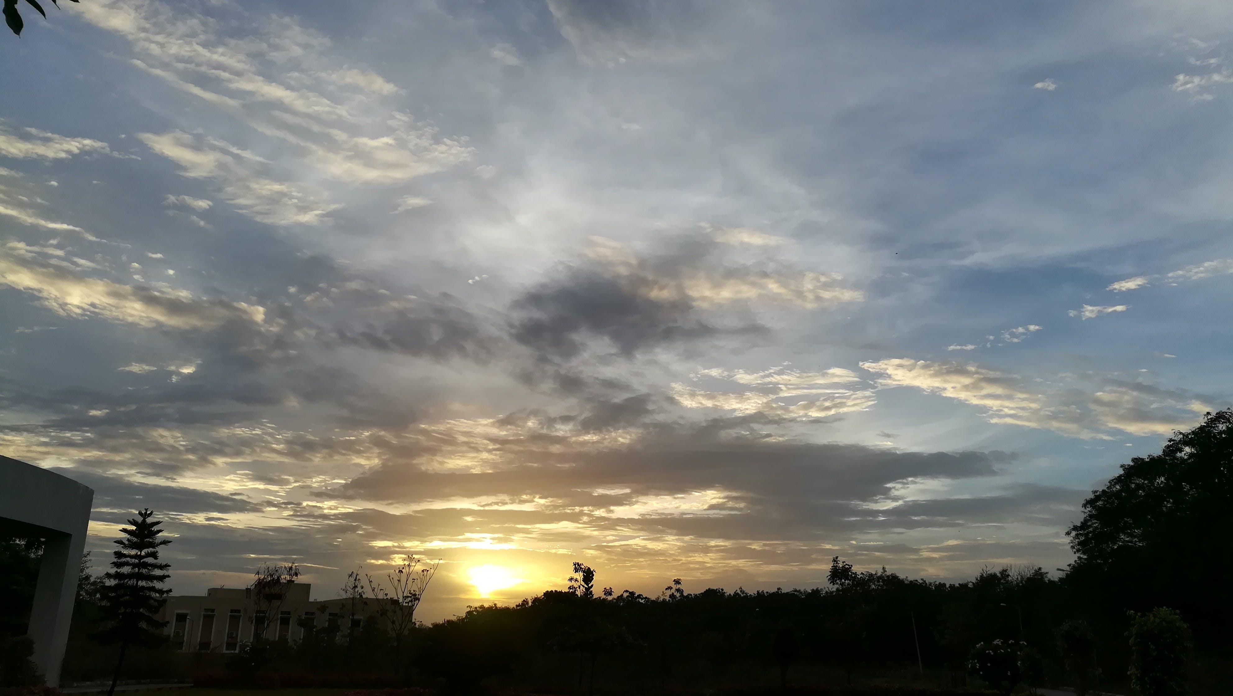 Free stock photo of beautiful, sunset