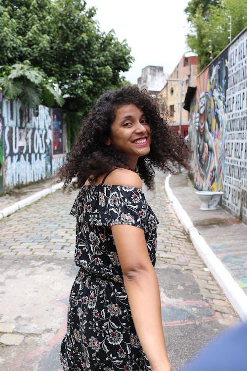 Free stock photo of sorrindo