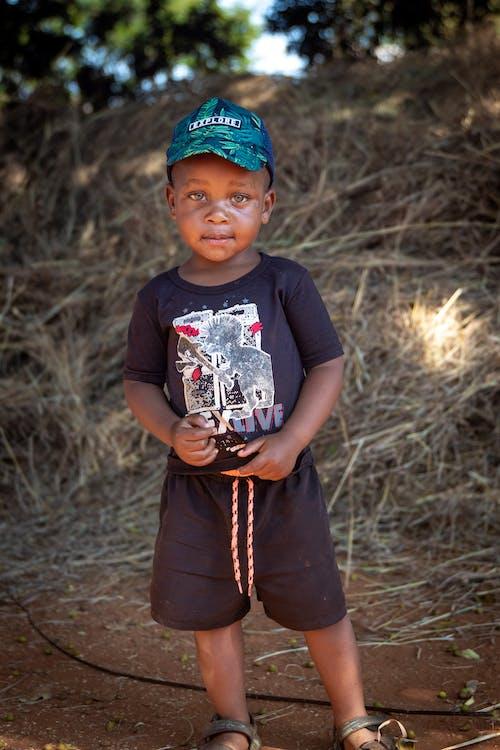 Kostnadsfri bild av barn, familj, flicka, ha på sig