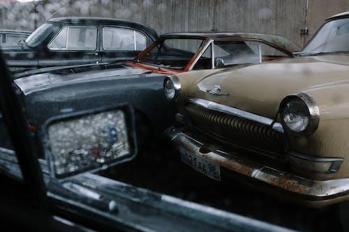 Kostenloses Stock Foto zu antik, antiquität, auto, automobil