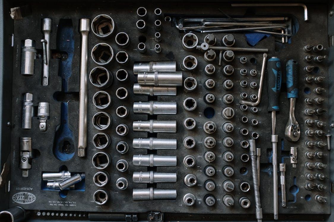 インドア, カーサービス, ガレージの無料の写真素材