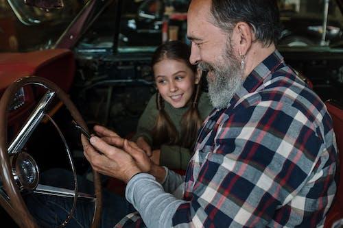 Imagine de stoc gratuită din auto, automobil, familie