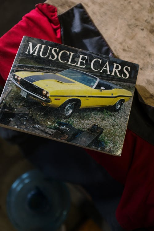 Yellow and Black Car Die Cast Model
