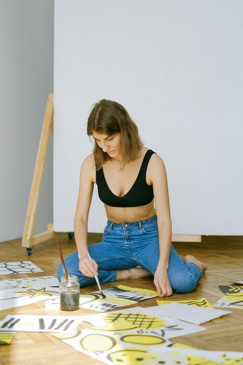 Безкоштовне стокове фото на тему «copy space, артистизм, вертикальний, всередині»