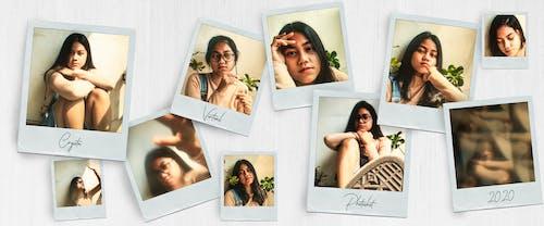 Free stock photo of portrait, portrait photography, virtual photoshoot
