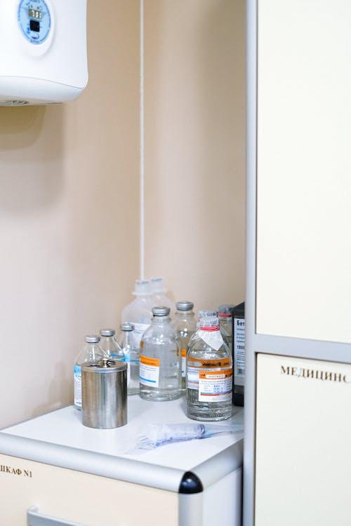Kostenloses Stock Foto zu apotheke, arzt, Ärzte, behandlung