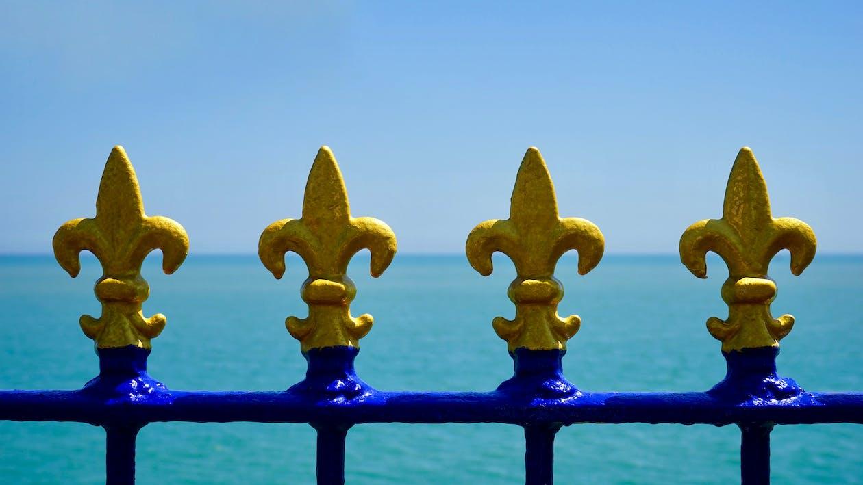bầu trời, biển, bình dị