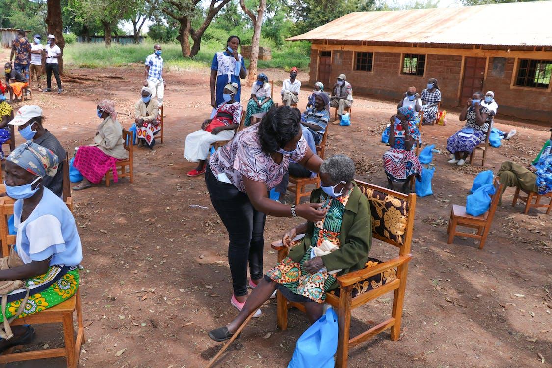 Foto profissional grátis de abandonado, acordo, África