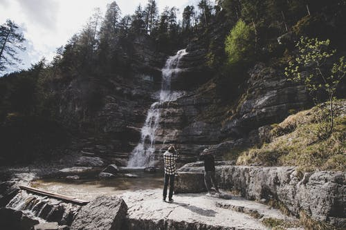 Gratis stockfoto met berg, beweging, bomen, Bos