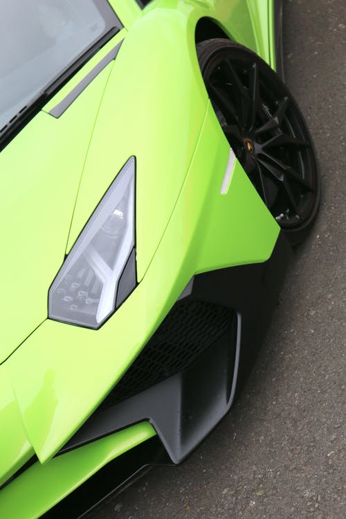 Free stock photo of car, green, supercar
