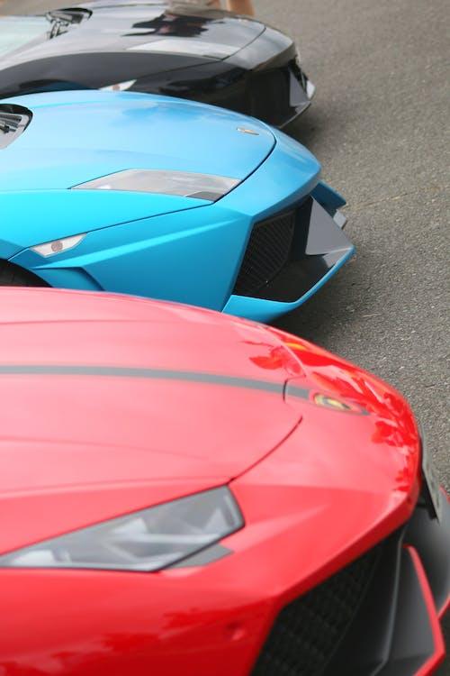 Free stock photo of bonnet, car, supercar