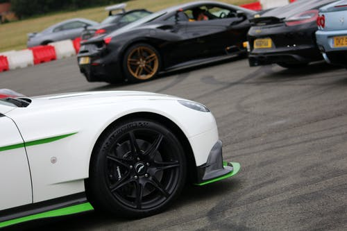 Free stock photo of car, race, supercar