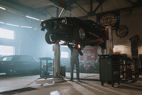 Darmowe zdjęcie z galerii z auto, auto tech, automatyczny, garaż