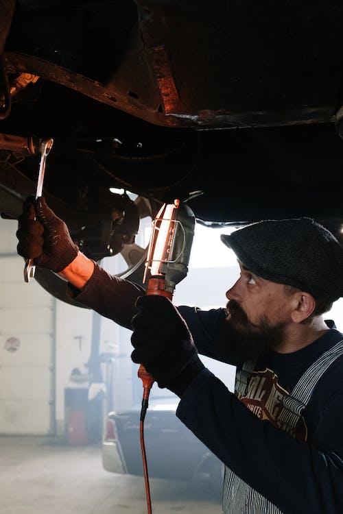 Imagine de stoc gratuită din aparat, atelier, atelier auto, auto