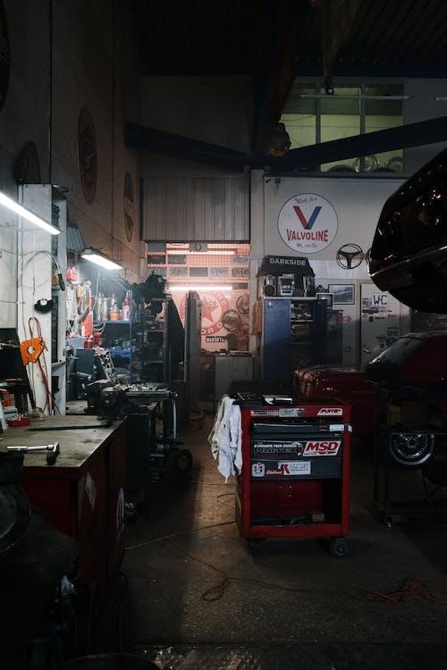 Foto d'estoc gratuïta de arreglar, automòbil, automoció, cotxe