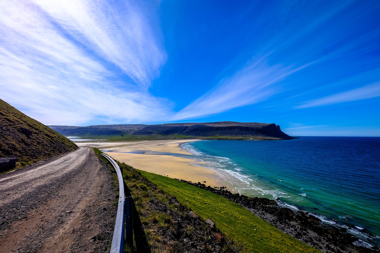 Δωρεάν στοκ φωτογραφιών με ακτή, άμμος, βουνό, γαλήνιος