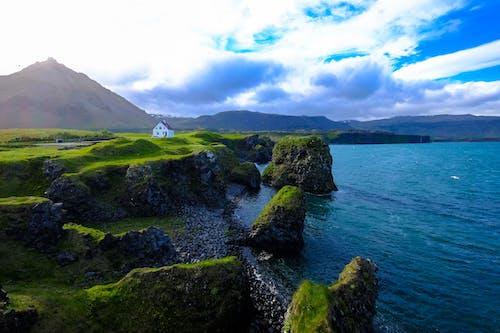 Gratis stockfoto met baai, bergen, bewolkt, buiten