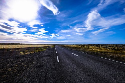 alan, ara, araba yolculuğu, arazi içeren Ücretsiz stok fotoğraf