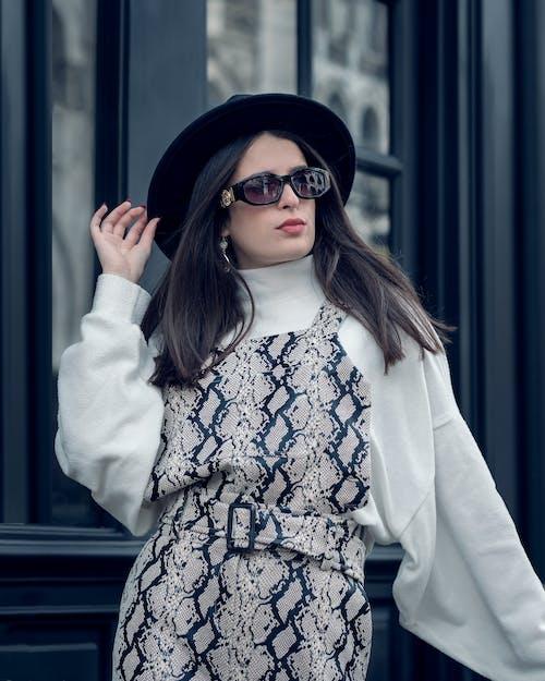Základová fotografie zdarma na téma dáma, elegantní, fashion modelka, holka