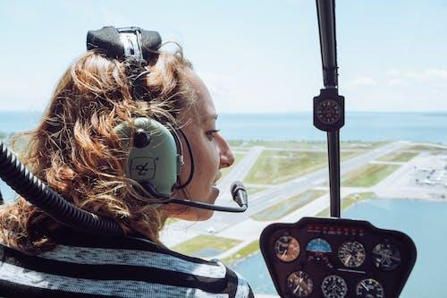 Fotos de stock gratuitas de actividad, admirar, aeródromo