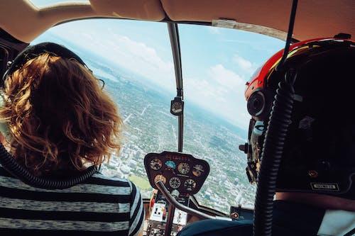 Fotos de stock gratuitas de actividad, admirar, aeronave