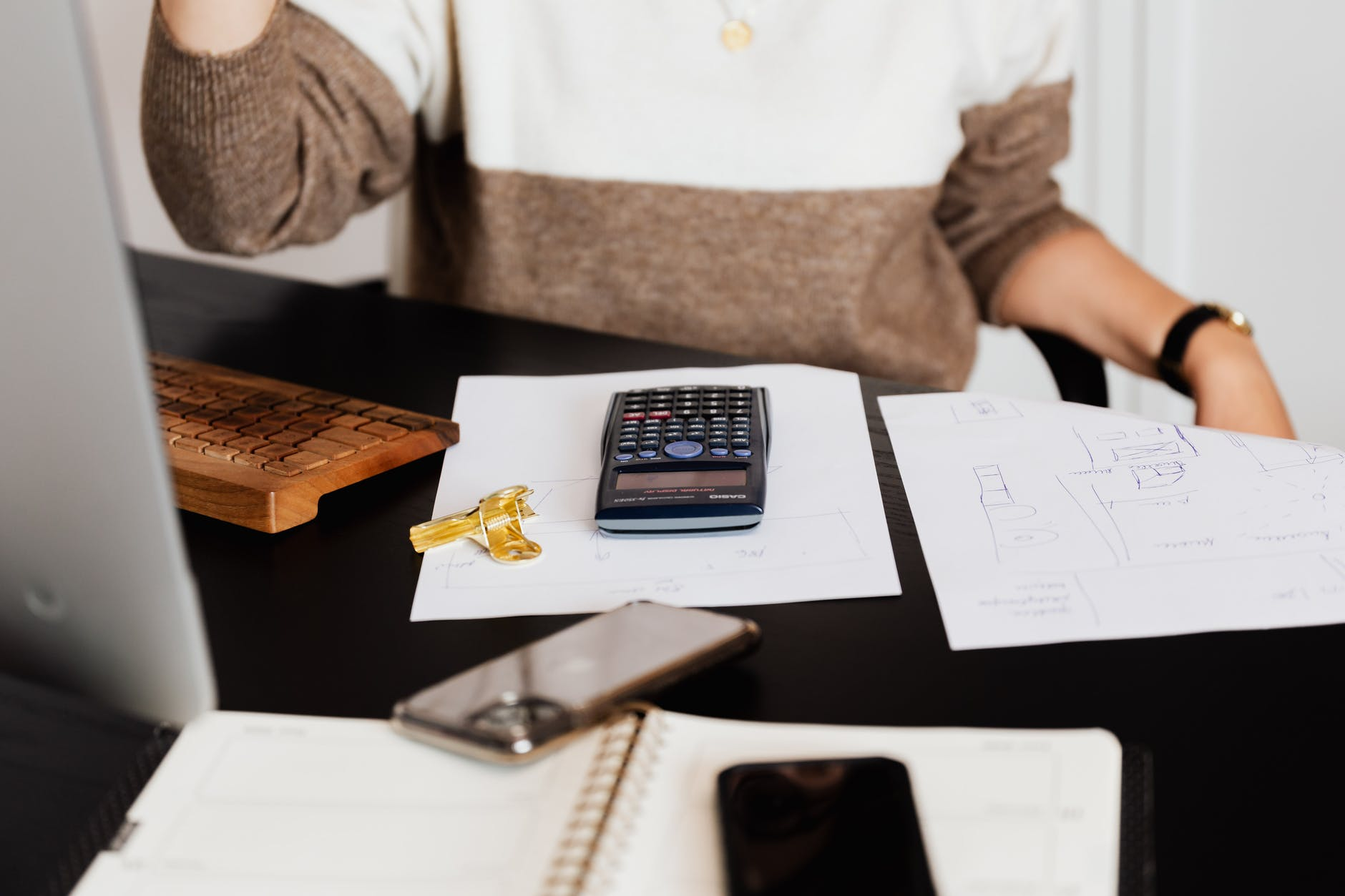 If you're overwhelmed by accounting, you can outsource it to specialists