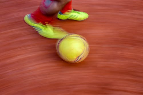 Kostenloses Stock Foto zu futebol, schnell, schöne kunst, spiel