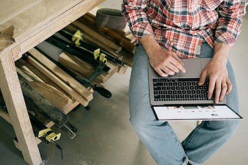 คลังภาพถ่ายฟรี ของ craftperson, การก่อสร้าง, การช่างไม้